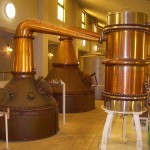 江井ヶ嶋酒造ウイスキー蒸溜所